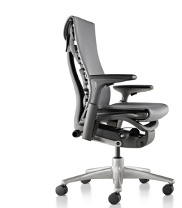 Embody chair back pain ultimate office chair herman miller for Kneeling chair vs standing desk